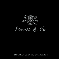 Death & Co. Modern Classic Cocktails   James Anthony Collection
