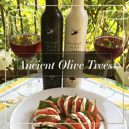 Ancient Olive Trees | Unparalleled Freshness