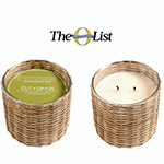 Hillhouse Naturals Cut Grass 2 Wick Candle James Anthony Collectio