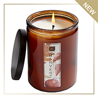 Hillhouse Naturals Harvest Candle In Jar | James Anthony Collection