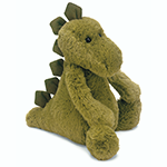 Jellycat Bashful Dino | James Anthony Collection