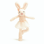Jellycat Lulu Tutu Bunny - Cream | James Anthony Collection