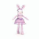 Jellycat Lulu Tutu Bunny - Lilac | James Anthony Collection