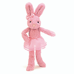 Jellycat Lulu Tutu Bunny - Pink | James Anthony Collection
