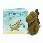Jellycat Books My Best Pet | James Anthony Collection