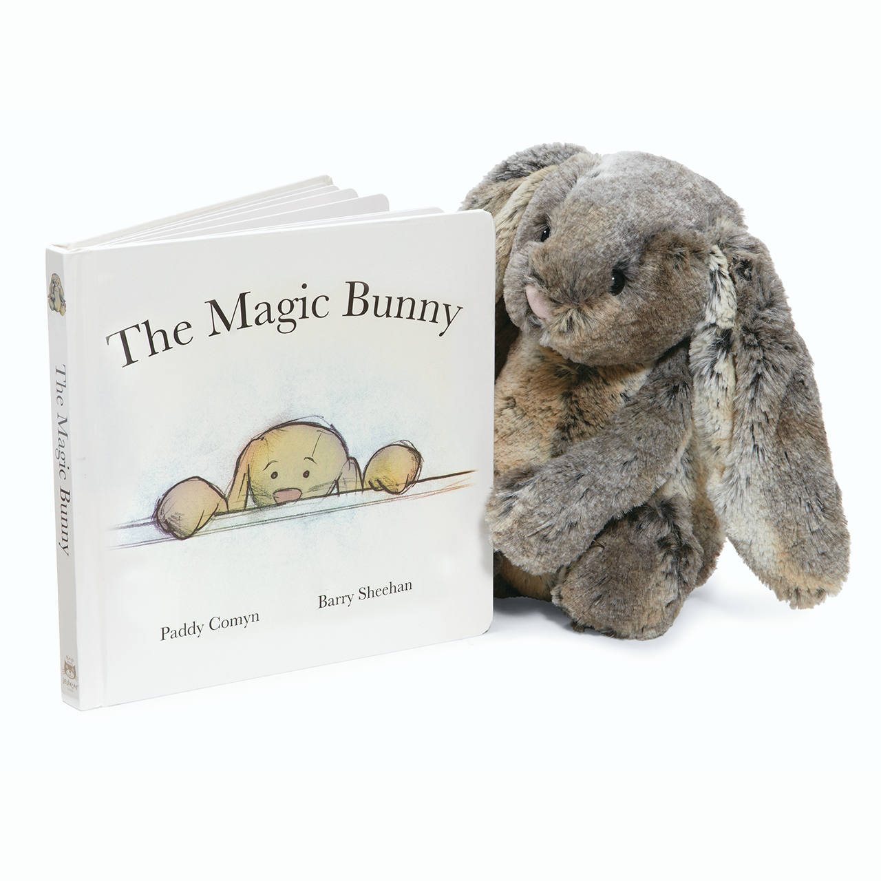 Jellycat Books The Magic Bunny | James Anthony Collection