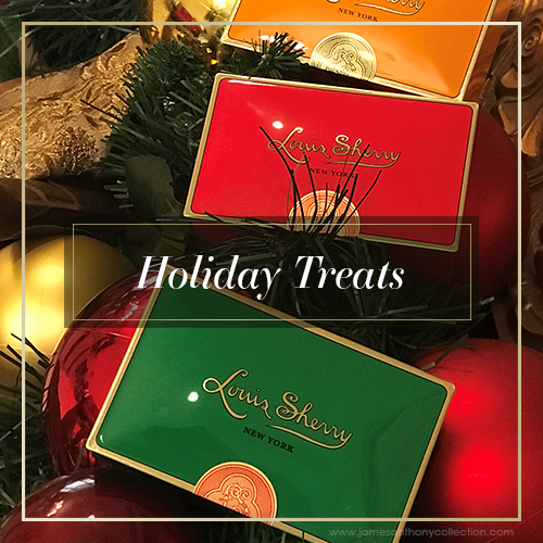 Louis Sherry Choclates | A Holiday Treat