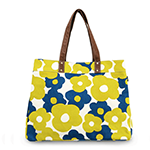 Makia Hana Canvas Carryall Tote | James Anthony Collection