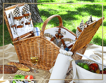 Picnic At Ascot Huntsman Picnic Baskets | James Anthony Collection