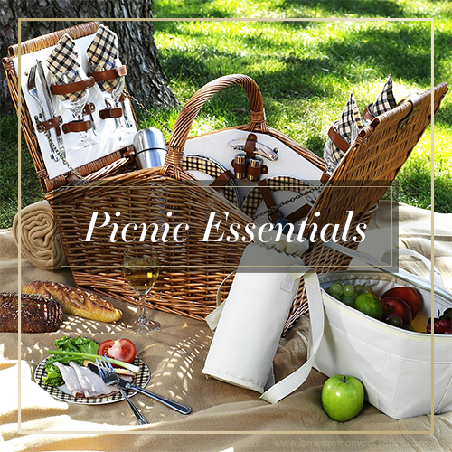 Picnic Essentials | James Anthony Collection