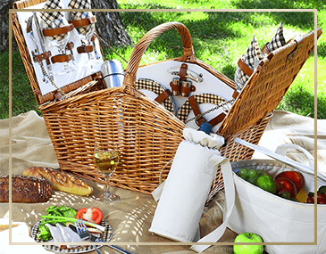 Picnic At Ascot Picnic Baskets | James Anthony Collection