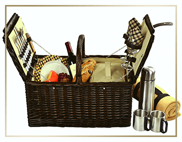Picnic At Ascot Surrey Picnic Baskets | James Anthony Collection