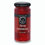 Sable & Rosenfeld Whiskey Tipsy Cherries | James Anthony Collection