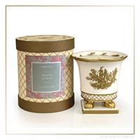 SEDA France Ampola de Seiner Classic Toile Petite Ceramic Candle
