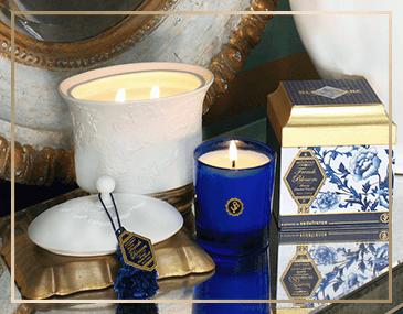 SEDA France Bleu & Blanc | James Anthony Collection
