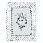 """Olivia Riegel Silver Tristan 4"""" x 6"""" Frame 