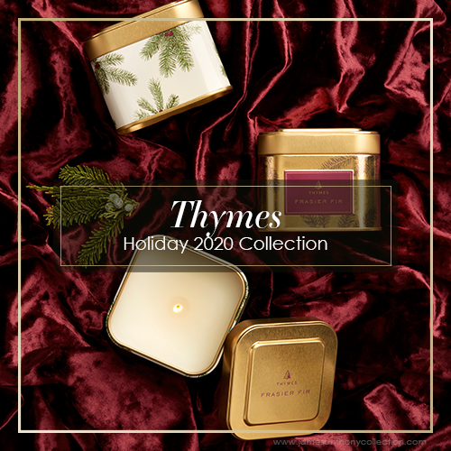 Thymes 2020 Holiday Collection