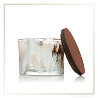 Thymes Frasier Fir Statement 3-Wick Candle | James Anthony Collection