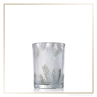Thymes Frasier Fir Statement Small Luminary Candle | James Anthony Collection