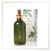Thymes Frasier Fir Novelty Tree & Room Spray | James Anthony Collection