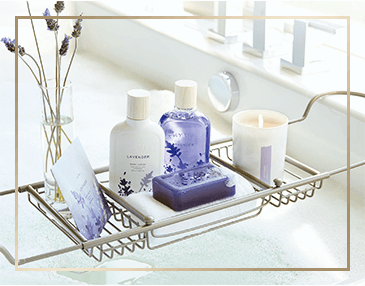 Thymes Lavender Collection | James Anthony Collection