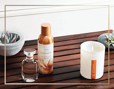 Thymes Lotus Santal Collection | James Anthony Collection