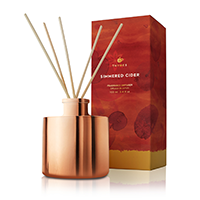 Thymes Simmered Cider Petite Reed Diffuser | James Anthony Collection
