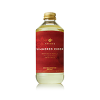 Thymes Simmered Cider Reed Diffuser Oil Refill | James Anthony Collection