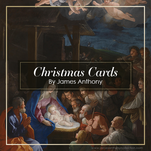 Traditional Christmas Cards by James Anthony