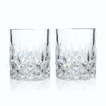 Viski Admiral Crystal Tumblers | James Anthony Collection