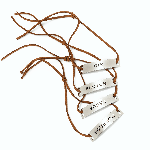 Viski Admiral Decanter Tags | James Anthony Collection