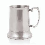 Viski Admiral Stainless Steel Beer Stein | James Anthony Collection