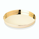Viski Belmont Gold Serving Tray | James Anthony Collection