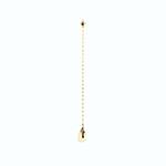 Viski Belmont Gold Muddler Barspoon | James Anthony Collection