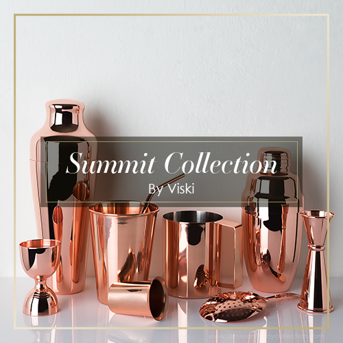 Viski Summit Collection | A Decisively Decadent Statement