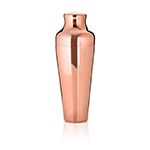 Viski Summit Copper Cocktail Shaker | James Anthony Collection