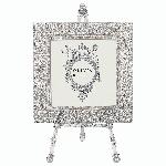 "Olivia Riegel Windsor 4"" X 4"" Frame On Easel | James Anthony Collection"