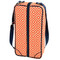 Picnic at Ascot Sunset Wine Tote for 2 - Diamond Orange | James Anthony Collection