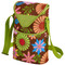 Picnic at Ascot Insulated 2 Bottle Wine Tote w/Shoulder Strap - Floral | James Anthony Collection