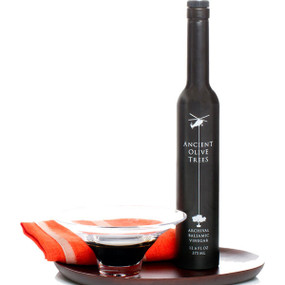Ancient Olive Trees Balsamic Vinegar - UPC: 859201004016 | James Anthony Collection