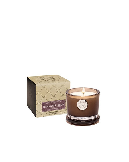 Aquiesse French Oak Currant Small Candle | James Anthony Collection