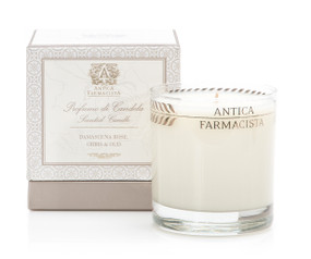 Antica Farmacista Damascena Rose, Orris & Oud Scented Candle | James Anthony Collection