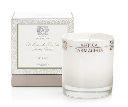 Antica Farmacista Fig Leaf Scented Candle | James Anthony Collection