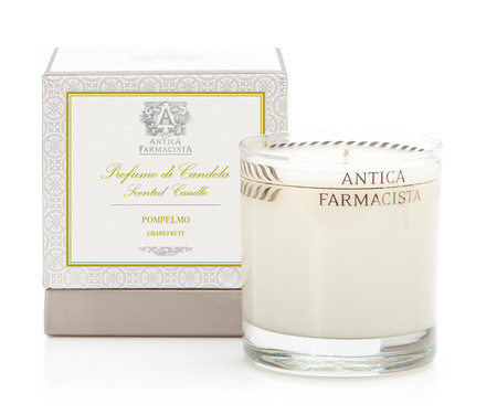 Antica Farmacista Grapefruit Scented Candle | James Anthony Collection