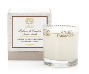 Antica Farmacista Vanilla, Bourbon & Mandarin Scented Candle | James Anthony Collection