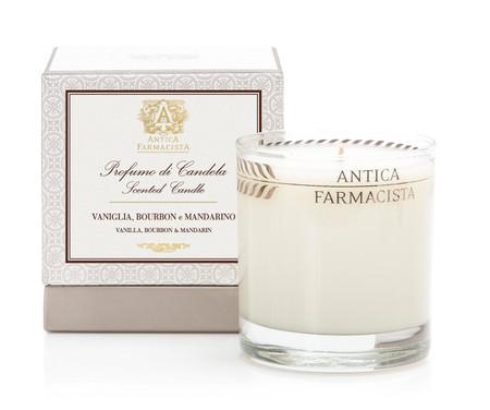 Antica Farmacista Vanilla, Bourbon & Mandarin Scented Candle | James Anthony Collection