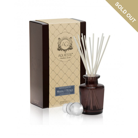 Aquiesse Luxe Linen Apothecary Reed Diffuser Gift Set | James Anthony Collection