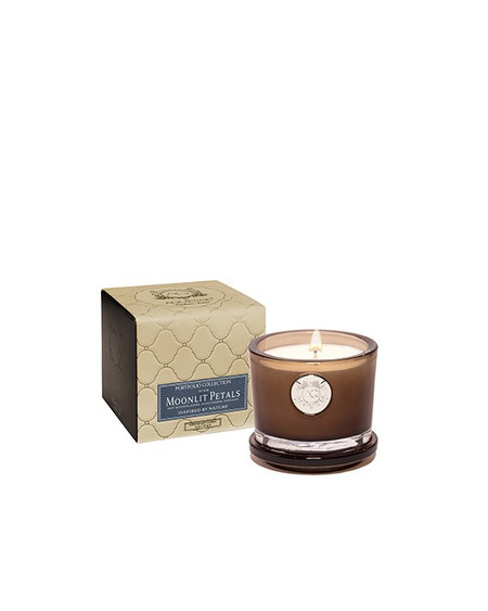 Aquiesse Moonlit Petals Small Candle | James Anthony Collection