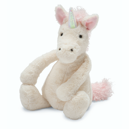 Jellycat Bashful Unicorn   James Anthony Collection