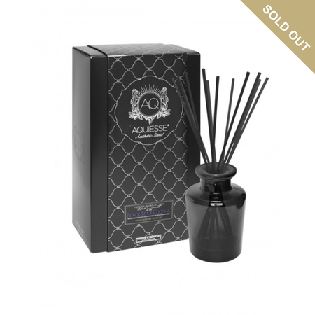 Aquiesse Black Tea & Cognac - Apothecary Reed Diffuser | James Anthony Collection